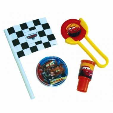 Disney cars grabbelton cadeautjes 24 stuks