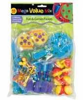 Speelgoed grabbelton cadeautjes 48 stuks