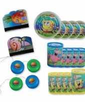 Spongebob grabbelton cadeautjes 24 stuks